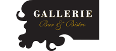 Gallerie Bar and Bistro Logo